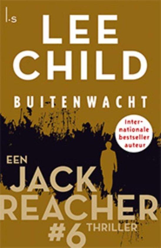 Boekomslag voor Jack Reacher 6 - Buitenwacht