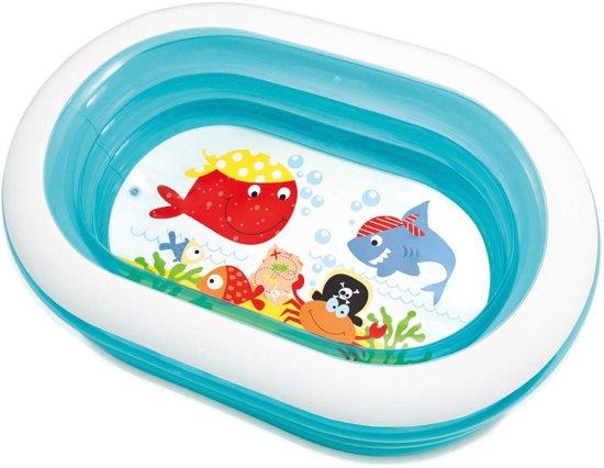 Intex Swim Center Pirate Friends 163x107x46cm