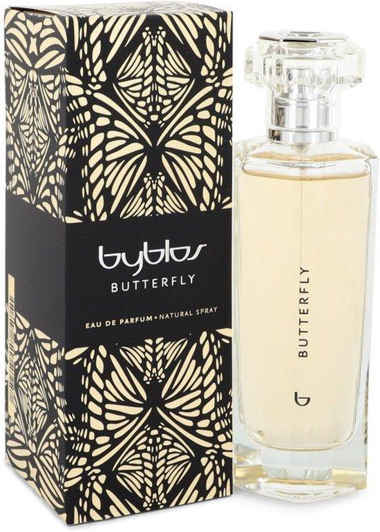 Foto van Byblos Butterfly - 100 ml - Eau de Parfum