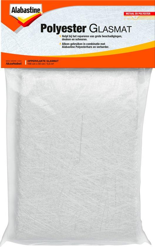 Alabastine Glasmat 0,5 meter