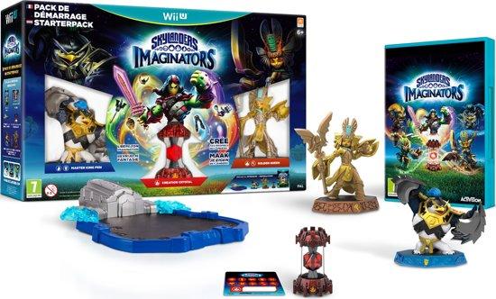 Skylanders Imaginators: Starter Pack - Wii U