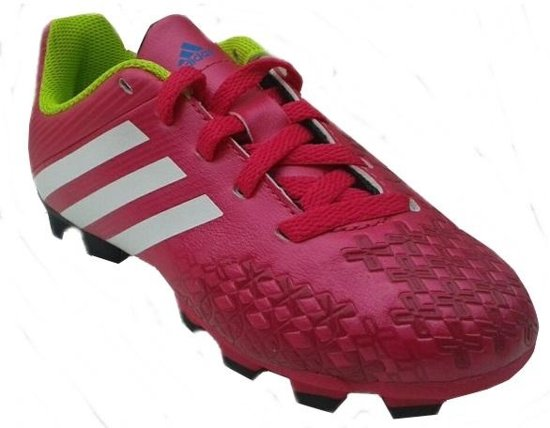 promo code 3e3b8 76e87 Adidas Predito Lz Trx Hg Voetbalschoenen Junior Roze Mt 34