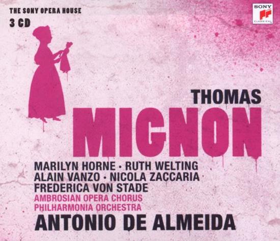 bol   mignon, a. thomas   cd (album)   muziek