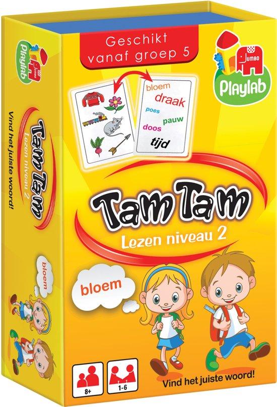 Tam Tam Lezen Niveau 2 NL