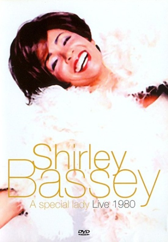 Shirley Bassey a special lady live 1980