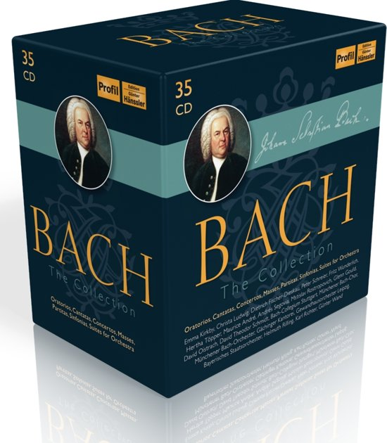Bach; The Ultimate Collection