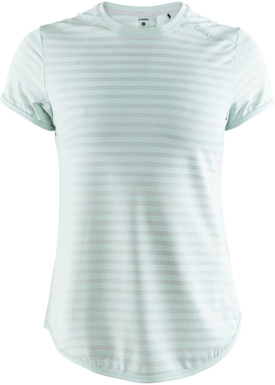 Craft Breakaway Ss Tee Two W Sportshirt Dames - Plexi
