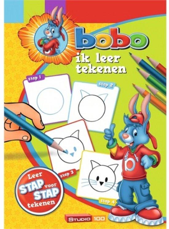 Bobo Kleurplaten Inkleuren.Bol Com Bobo Ik Leer Tekenen Onbekend 9789059169241 Boeken