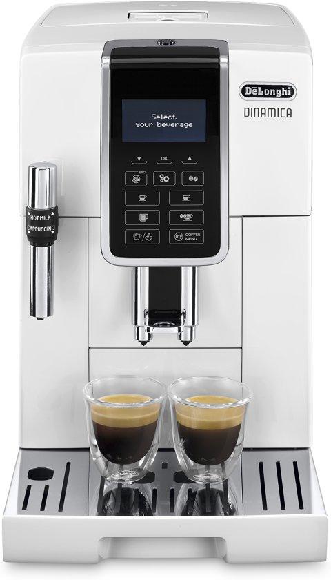 De'Longhi Dinamica ECAM 350.35.W - Espressomachine