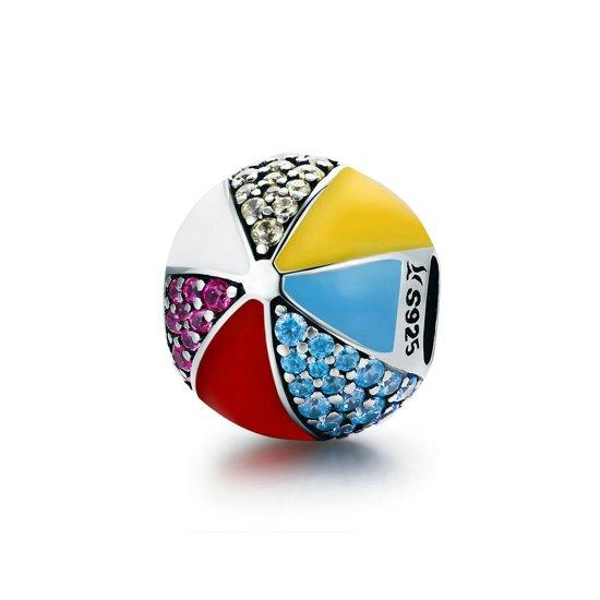 Zilveren bedel Circus bal