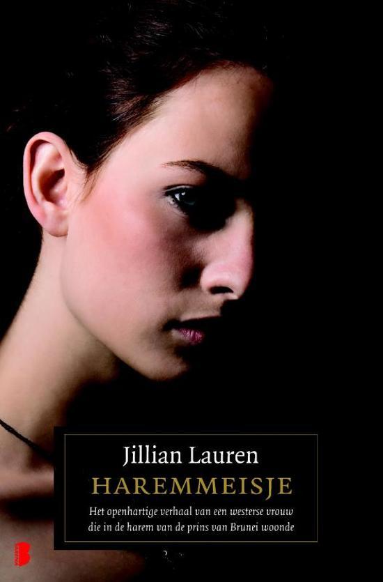 Cover van het boek 'Haremmeisje' van Jillian Lauren