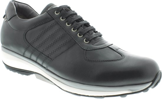 Xsensible Gris Angleterre / Hommes Noirs - Maat 43 XOoWaWI