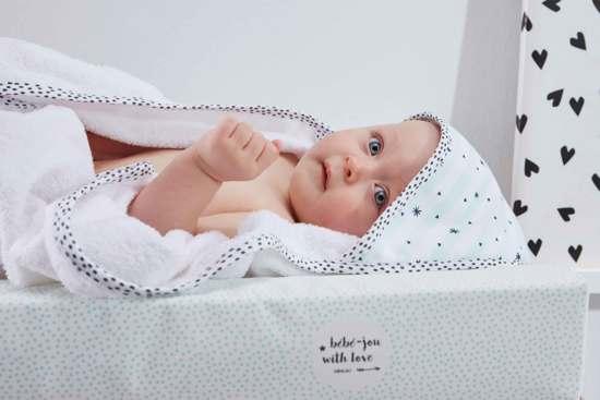 bébé-jou - Badcape - Hello Little One
