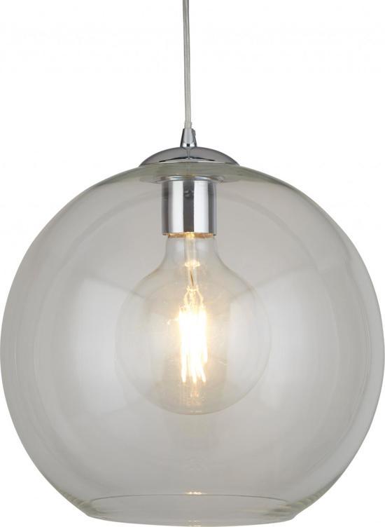 Super bol.com   Hanglamp glas 30cm helder &KP88