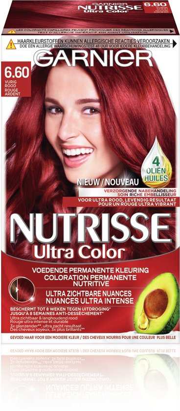 rode haarverf