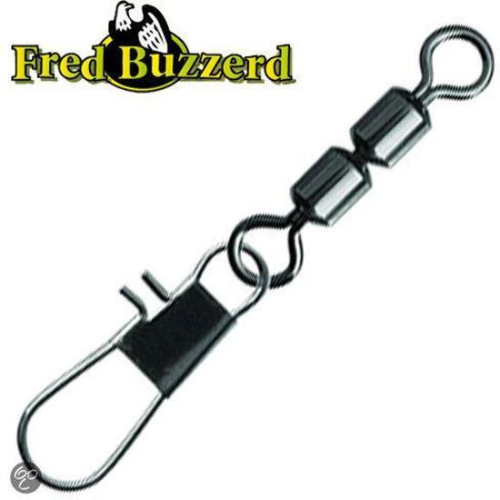 Fred Buzzerd - High Speed Wartel 14 - 18st
