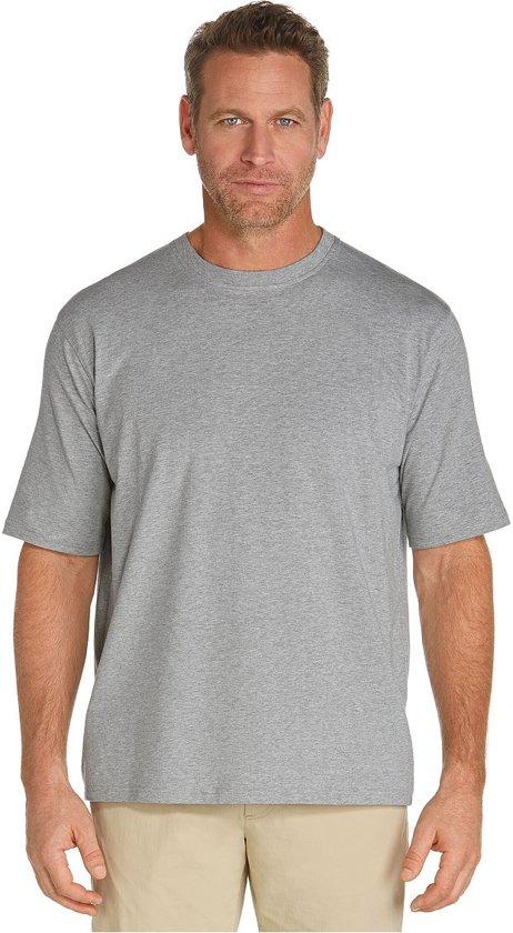 Maat M Uv Shirt HerenGrijs Coolibar DE9IWH2Y