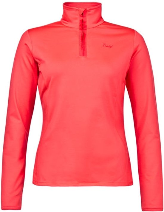Protest Fabrizoy - Wintersportpully - Dames - Roze - Maat L