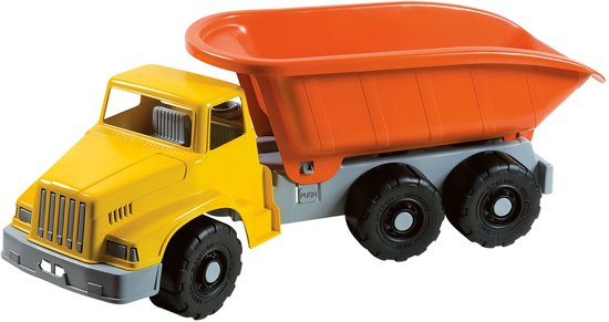 Giant Trucks - Kiepauto, 75cm!