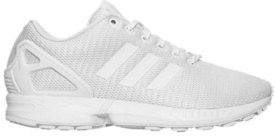 81c4e27f245 bol.com | Adidas zx flux s32277 - sneakers - unisex - wit - maat 44.5