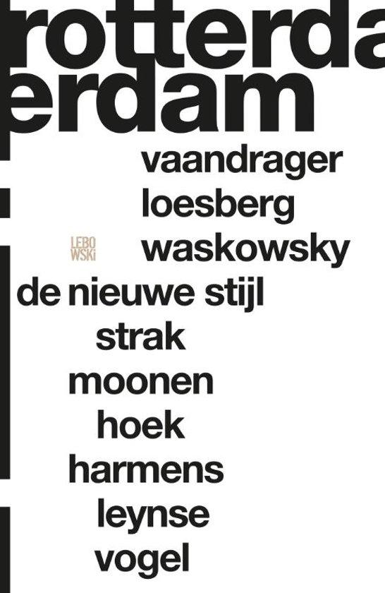 Boek cover Rotterdam van Erik Brus (Paperback)