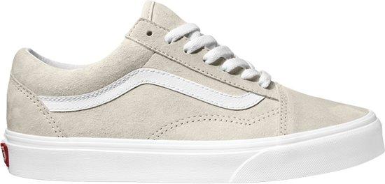 Maat Dames Vans Old 37 Beige Skool Sneakers Wmn qSYxrdFYw