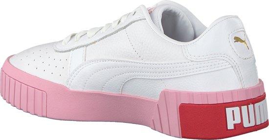 d2a08ec8d9acc6 Wit Sneakers Dames Maat 39 Wn s Puma Cali TPgqwIZ