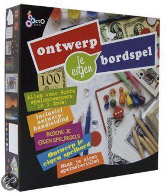 Voorkeur bol.com   Ontwerp Je Eigen Bordspel, Octogames   Speelgoed &NX66