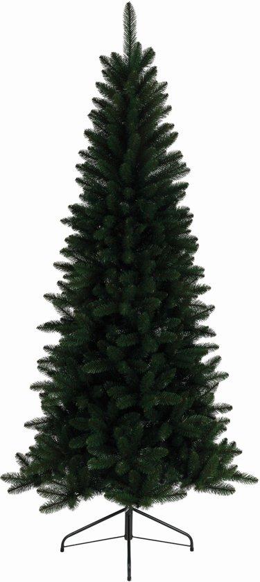 bol.com   Everlands Lodge Slim Pine kunstkerstboom 150 - smalle ...