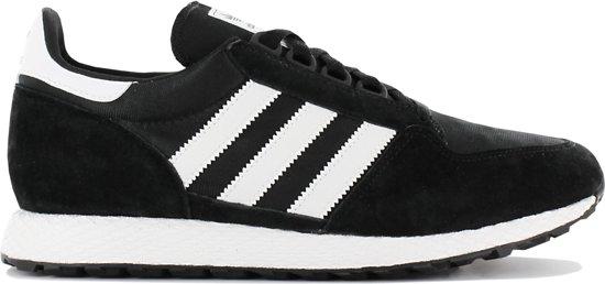 Adidas Heren Sneakers Forest Grove - Zwart - Maat 42⅔