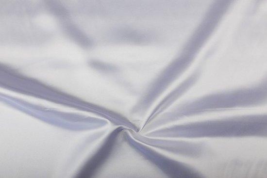 Satijn stof - Wit - 50 meter