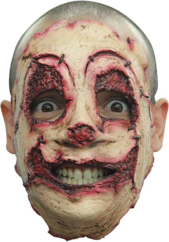 Partychimp - Masker - Seriemoordenaar - Huid op huid