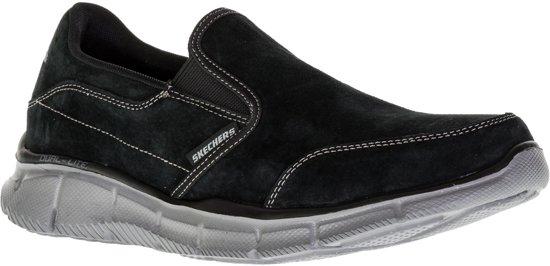 Égaliseur Skechers - Chaussures Mindgame - Taille 42 - Hommes - Noir / Gris FEhSLZ78