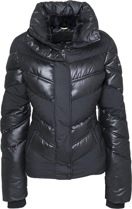 PK International - Janeiro - Jacket - Dames - Onyx - maat M/38
