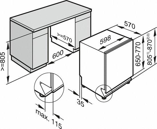Miele G 7362 SC Vi AutoDos