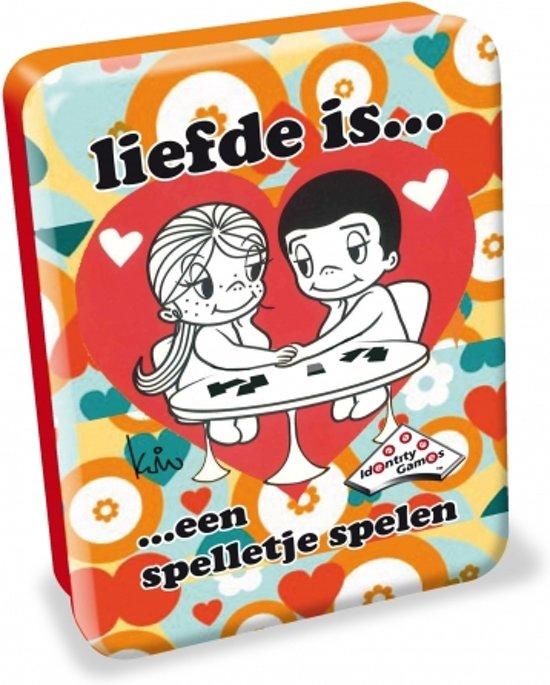 Populair bol.com | Liefde is...samen een spelletje spelen stellingen &JA92
