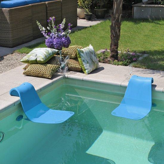 Zwembadstoel