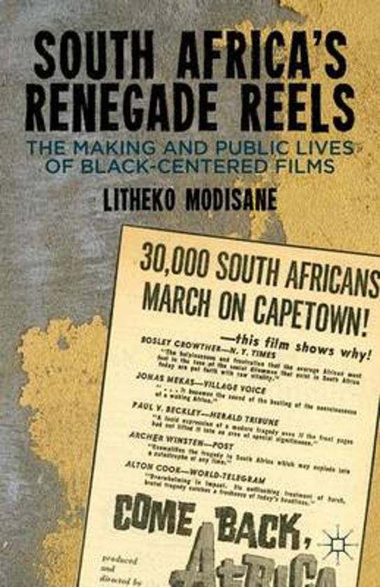 the cinema of apartheid tomaselli keyan