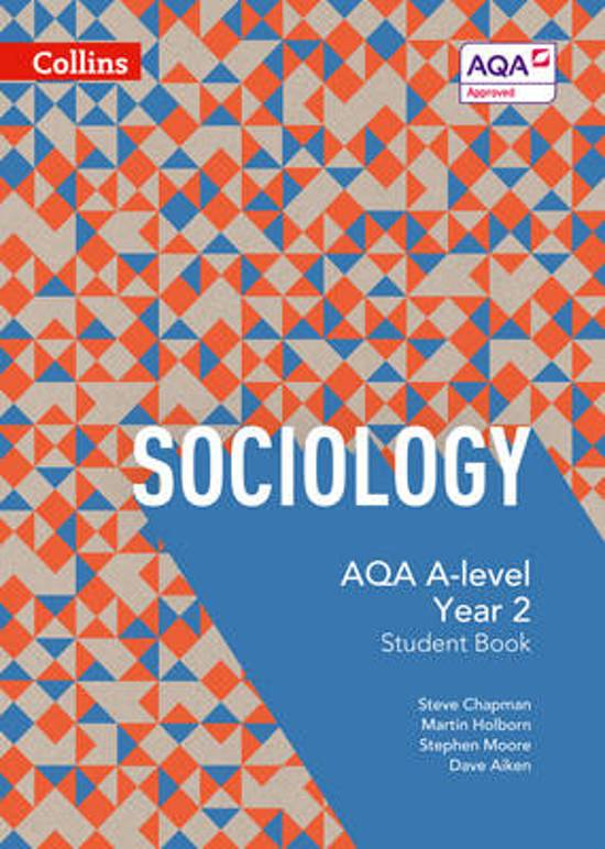 aqa a level sociology crime and deviance with theory and methods collins student support materials