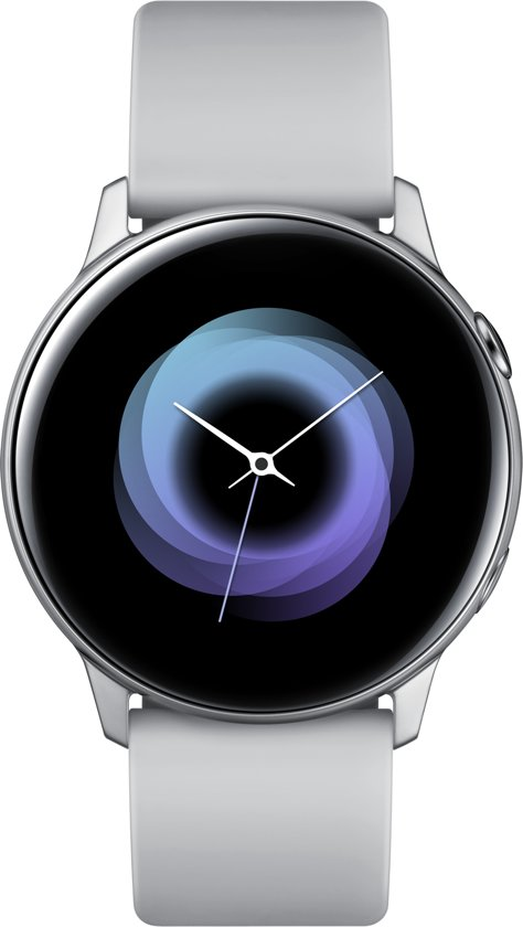 Samsung Galaxy Watch Active - Zilver