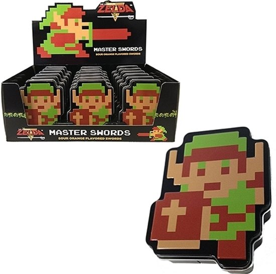 The Legend of Zelda Master Swords Candy