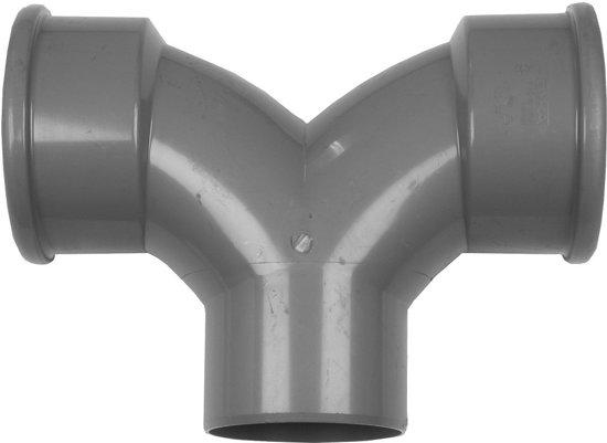 Bolcom Pvc Manchet Flexibel Stroom T Stuk 160mm Sn8 90