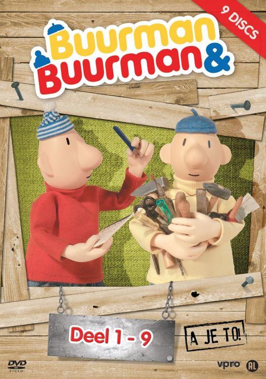 bol.com | Buurman & Buurman - Deel 1 t/m 9 (Dvd) | Dvd\'s