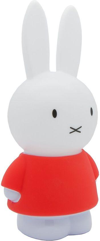 Nachtlampje Nijntje - Miffy Sleep Light 10x8x18 cm