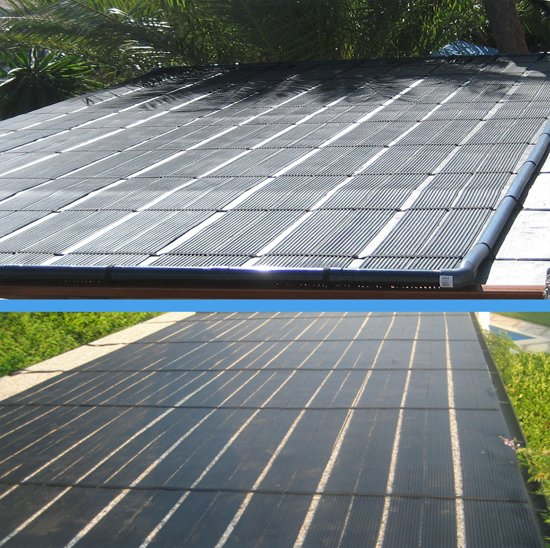 20m2 solar 2.66m x 7.50m Zwembadverwarming