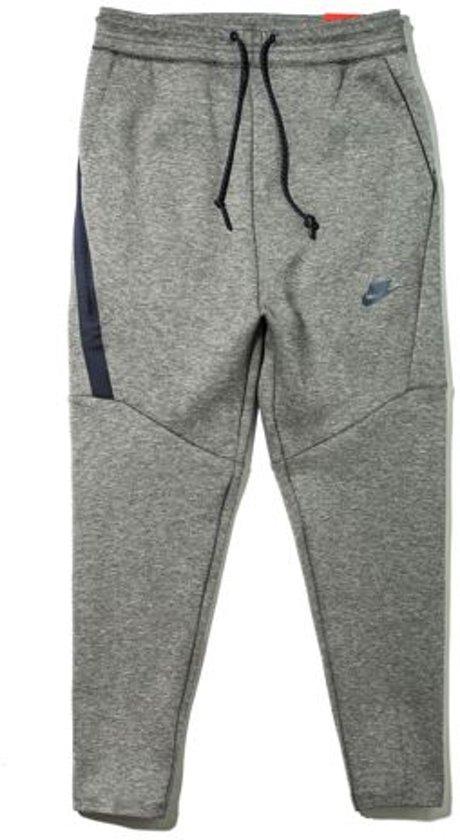 Nike Tech Fleece Cropped Pant Heren Joggingsbroek Grijs 727355-091