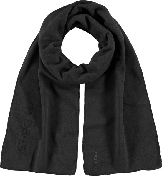 Barts Fleece - Sjaal - Zwart