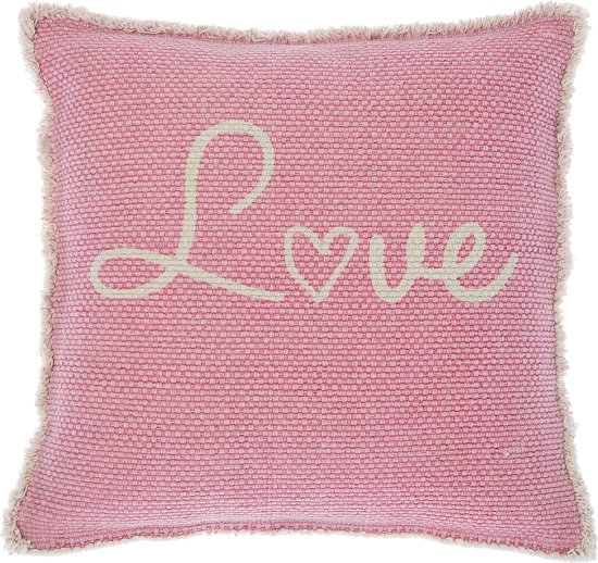 Riverdale Love - Kussen - 45x45cm - roze