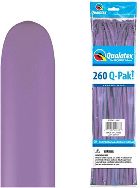 Qualatex Q-pak Lilac - 50 stuks