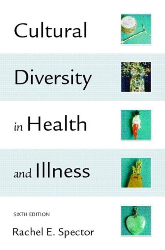cultural diversity for me